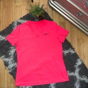 Nike Dri Fit T-shirt Women's Size Large!